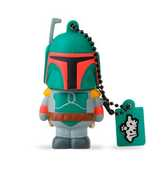 Idee regalo Chiavetta USB Tribe 8GB Star Wars. Boba Fett Tribe