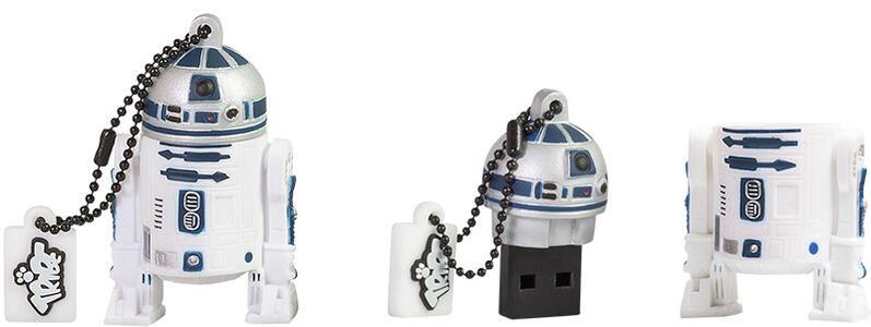 Chiavetta USB Tribe 8GB. R2-D2 - 2