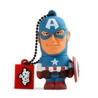 Chiavetta USB Tribe 8GB Marvel. Capitan America