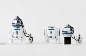 Idee regalo Chiavetta USB 16GB Star Wars The Force Awakens. R2-D2 Tribe