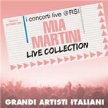 Live Collection. I concerti Live @ RSI - CD Audio + DVD di Mia Martini