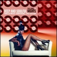 Deep and Soulful Nights vol.4. Winter Music Conference 2012 Edition - CD Audio