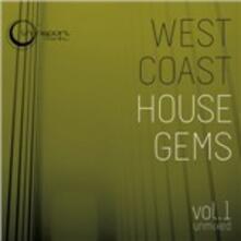 West Coast House Gems vol.1 - CD Audio