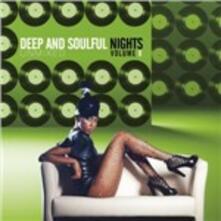 Deep and Soulful Night vol.8 - CD Audio