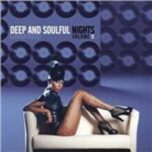 Deep and Soulful Nights vol.9 - CD Audio
