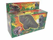 Dinosauro camminante luci e suoni