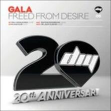 Gala Freed from Desire Ep - Vinile LP