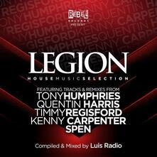 Legion. House Music Selection - CD Audio