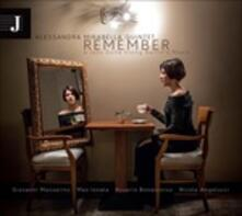 Remember (For Irving Berlin) - CD Audio di Alessandra Mirabella