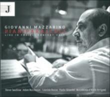 Piani paralleli - CD Audio di Giovanni Mazzarino