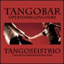 Tangobar - CD Audio di Tangoseistrio