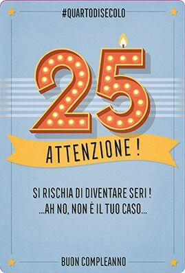 Famoso Biglietto d'auguri Legami Forever Young Greeting Cards. Compleanno YH45