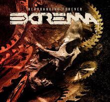 Headbanging Forever (Coloured Vinyl) - Vinile LP di Extrema
