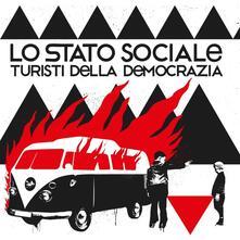 Turisti della democrazia (Deluxe Edition - Coloured Vinyl) - Vinile LP di Lo Stato Sociale