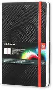 Taccuino Moleskine Smart Notebook Creative Cloud Connected large