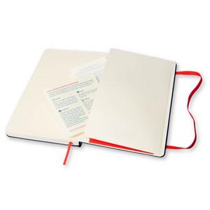 Cartoleria Taccuino Moleskine Smart Notebook Creative Cloud Connected large Moleskine 3