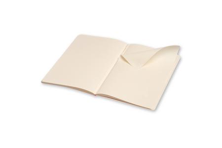 Cartoleria Taccuino Volant Moleskine pocket a pagine bianche 2 tinte. Set da 2 Moleskine 1