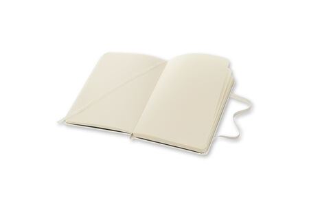 Cartoleria Moleskine Bluenote Limited Edition 2015 Plain Notebook Pocket Hard Cover White Moleskine 3