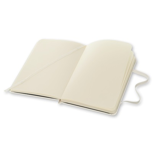 Cartoleria Moleskine Bluenote Limited Edition 2015 Plain Notebook Pocket Hard Cover White Moleskine 8
