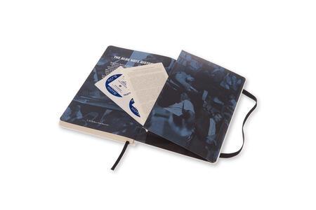 Taccuino Moleskine Bluenote Limited Edition large a righe. Freddie Hubbard. Bianco - 5