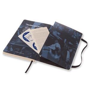 Taccuino Moleskine Bluenote Limited Edition large a righe. Freddie Hubbard. Bianco - 7