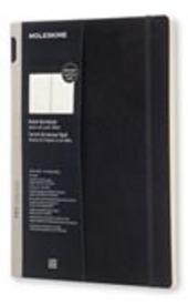 Taccuino Workbook Moleskine A4 a righe copertina morbida