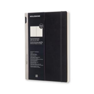 Taccuino Workbook Moleskine A4 a quadretti copertina morbida