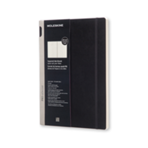Cartoleria Taccuino Workbook Moleskine A4 a quadretti copertina morbida Moleskine 0