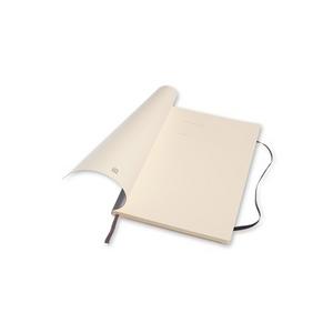 Cartoleria Taccuino Workbook Moleskine A4 a quadretti copertina morbida Moleskine 6