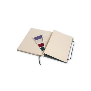 Cartoleria Taccuino Workbook Moleskine A4 a righe copertina rigida Moleskine 5
