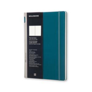 Taccuino Workbook Moleskine A4 a pagine bianche copertina rigida