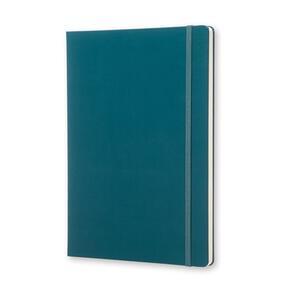 Taccuino Workbook Moleskine A4 a pagine bianche copertina rigida - 2