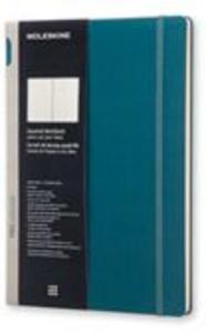 Cartoleria Taccuino Workbook Moleskine A4 a quadretti copertina rigida Moleskine 0