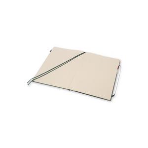 Cartoleria Taccuino Workbook Moleskine A4 a quadretti copertina rigida Moleskine 4