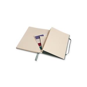 Cartoleria Taccuino Workbook Moleskine A4 a quadretti copertina rigida Moleskine 5