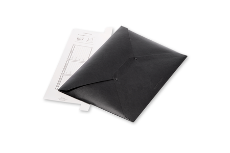 Cartoleria Moleskine Envelope A4 Black Moleskine 2