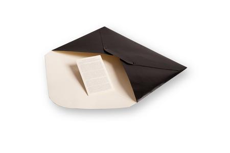Cartoleria Moleskine Envelope A4 Black Moleskine 3