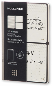 Cartoleria Moleskine Stick Notes Pocket Moleskine 0