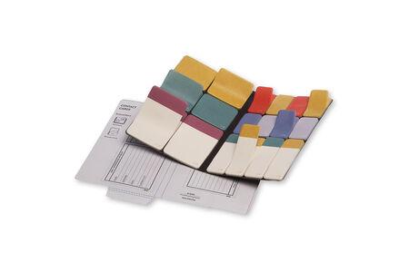 Cartoleria Moleskine Stick Notes Pocket Fullcolour Moleskine 1