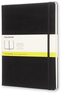 Taccuino Extra Large pagine bianche Moleskine
