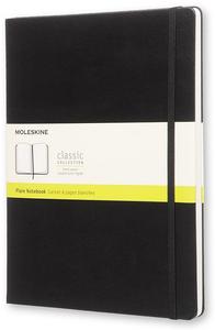 Cartoleria Taccuino Extra Large pagine bianche Moleskine Moleskine 0