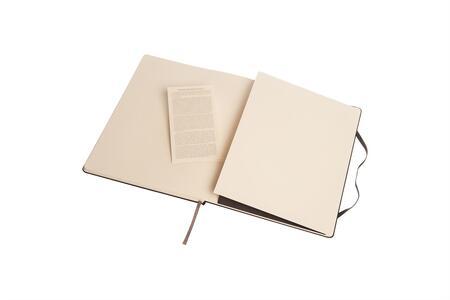 Taccuino Extra Large pagine bianche Moleskine - 5