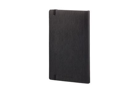 Taccuino Moleskine large puntinato copertina morbida nero. Black - 6