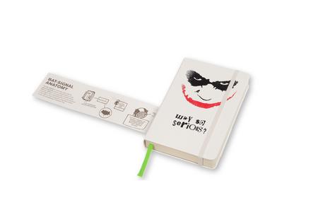 Cartoleria Agenda 2017 12 mesi giornaliera Pocket Batman Moleskine Moleskine 4
