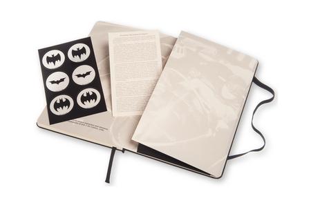 Cartoleria Agenda 2017 12 mesi settimanale Large Batman Moleskine Moleskine 5