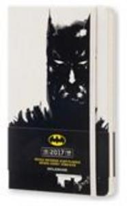 Cartoleria Agenda-taccuino 2016-2017 18 mesi Batman settimanale Large Moleskine Moleskine 0