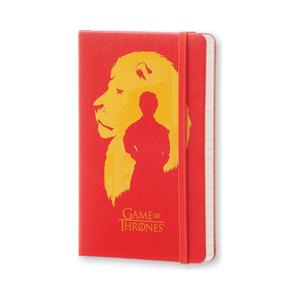 Cartoleria Taccuino Game of Thrones Pocket a righe Moleskine Moleskine 1