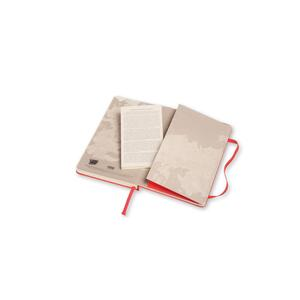 Taccuino Moleskine Game of Thrones Limited Edition pocket a righe. Tyron Lannister. Rosso - 6