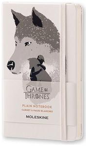 Cartoleria Taccuino Game of Thrones Pocket pagine bianche Moleskine Moleskine 0