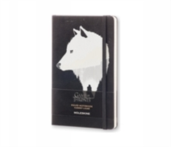 Cartoleria Taccuino Game of Thrones Large a righe Moleskine Moleskine 0